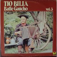 Lp Tio Bilia Baile Gaúcho Vol.5(frete Grátis)