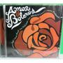 Romântico Funk Soul Pop Cd Amor En Boleros Som Livre Raro