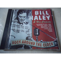 Cd - Bill Halley & His Comets - Rock Around The Clock -