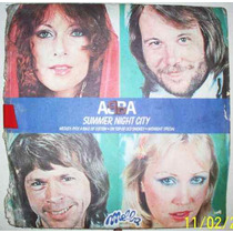 Vinil Compacto Abba - Summer Night City-78 - Frances - Raro