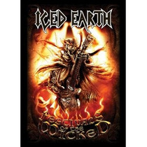 Dvd Iced Earth Festival Of The Wicked [eua] Duplo Lacrado