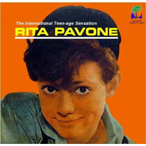 Rita Pavone Canta Em Ingles - Cd Remasterizado - Anos 60