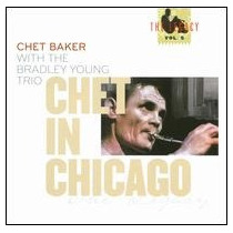 Cd Chet Baker Chet In Chicago =import= Novo Lacrado