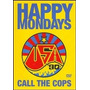 Happy Mondays -call The Cops Dvd Original Novo Lacrado