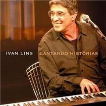 Cd Ivan Lins Cantando Historias