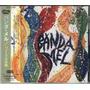Cd Banda Mel - Baianidade Nagô - 1993 - Importado Japão