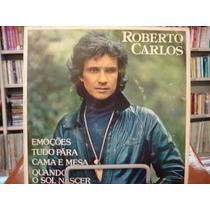 Lp / Compacto - Roberto Carlos - 1981 - Ráro!!!
