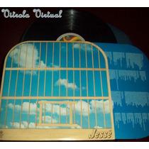 Lp Jessé Vol.3 1982 Com Encarte