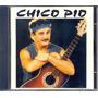 Cd Chico Pio - 1995 - Fagner Ednardo Massafeira Autografado