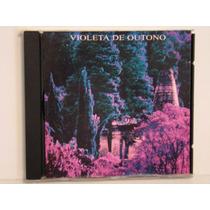 Cd - Violeta De Outono