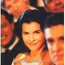Cd - Marina Lima - Abrigo - Lacrado