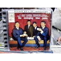 Swinging Blue Jeans French Ep´s Collection Cd Import Impecáv