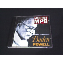 Cd Mestres Da Mpb Baden Powell (original)