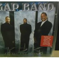 Cd Gap Band Y 2 K Funkin`till.2000 / Novo / Frete Gratis
