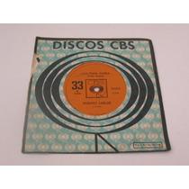 Roberto Carlos Compacto De Vinil-canzone Per Te-mono-1968