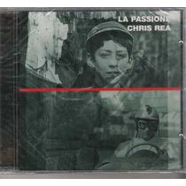 Chris Rea La Passione Pop/rock(lacrado) Cd Import***