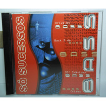 Funk Black Dance Pop Hip Hop Cd Bass Só Sucessos Original