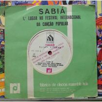 Eliana Pittman Caminhando - Compacto Vinil - Mocambo 1968