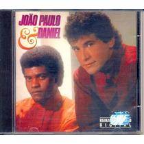 Cd João Paulo E Daniel - João Paulo & Daniel - 1991