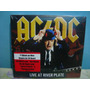 Ac/dc - Live At River Plate - Cd Digipack Duplo Nacional