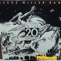 Steve Miller Band 1986 Living In The 20th Century Lp
