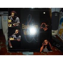 Lp Vinil Eduardo Gudin & Vania Bastos Com Encarte.