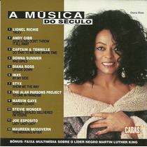 A Música Do Século N°13 Lionel Richie Diana Ross Dona Summer