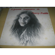 Lp Vinil A Grande Orquestra De Percy Faith - Disco Novo!!!