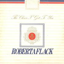 Roberta Flack Compacto De Vinil The Closer I Get To You 1978