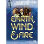 Dvd Live By Earth, Wind Request & Fire - Original