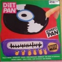 Diet Pan Lp Coletanea Techno/house/acid/trance