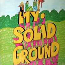 My Solid Ground 1971 St Lp Ed Ltda 750 Cópias 180g Krautrock