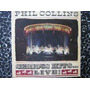 Phil Collins Lp Duplo Serious Hits Live