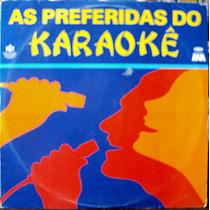 Lp Vinil - As Preferidas Do Karaokê - 1985 - Coletânea