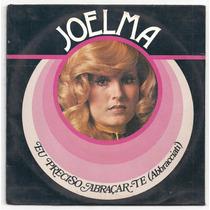 Joelma-compacto-lp-vinil-eu Preciso Abraçar-te-mpb