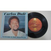 Disco Compacto Simples - Carlos Dafe -1984