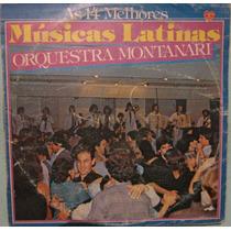 Orquestra Montanari - Músicas Latinas - 1984