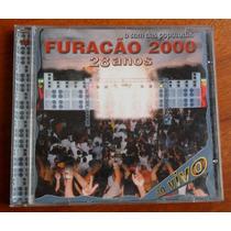 Cd Furacão 2000 - 28 Anos - Ao Vivo.