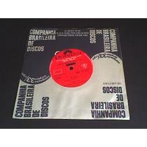 Ronnie Von Compacto De Vinil Uma Dúzia De Rosas - 1967