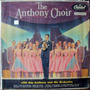 Lp Vinil - The Anthony Choir - With Ray Anthony