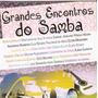 Cd Grande Encontros Do Samba - Novo Lacrado***