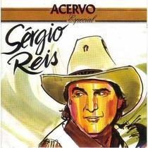 Cd Sergio Reis - Acervo Especial (14 Sucessos Originais)