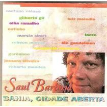 Cd Saul Barbosa - Bahia, Cidade Aberta / Frete Gratis