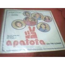 Lp Vinil-novela A Patota - The Clowns- Rede Glodo 1972