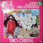 Lp Vinil - Trio Cristal - As Mais Belas Músicas Paraguaias