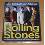 The Rolling Stones Ed Sullivan Shows 2 Dvd Importado