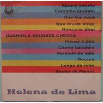 Helena De Lima - Quando A Saudade Chegar