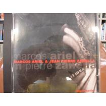 Cd - Marcos Ariel & Jean Pierre Zanella - Diplomatie