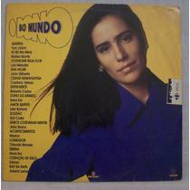 Lp Novela O Dono Do Mundo - Nacional - 1991