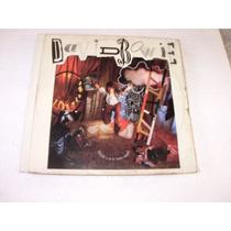 Lp David Bowie - Never Let Me Down - 1987 - C/ Encarte